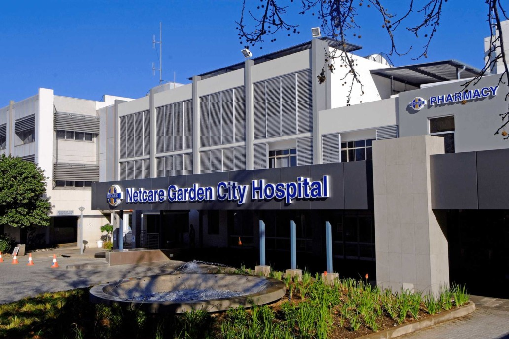 Netcare Garden City Hospital Emergency Department Doctors Nay Wells Hutton Piccolo Incorporated